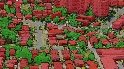 How Classified 3D Reality Mesh Simplifies and Accelerates Smart City Planning