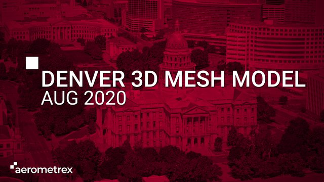 Denver 3D Model Flythrough